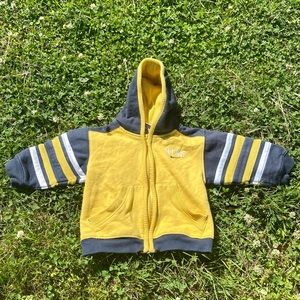 Vintage Nike Zip Up Hoodie